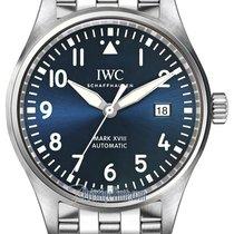 IWC Pilot Mark new Automatic Watch with original box