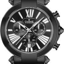 Charmex Steel 41mm Quartz Charmex Cambridge 2795 Qz mens watch new