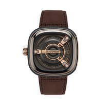 Sevenfriday M2-2 Steel 47mm Black
