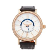 IWC Portofino Automatic Rose gold 37mm Mother of pearl