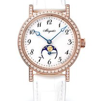 Breguet Rose gold 30mm Automatic 9088BR/29/964/DD0D new