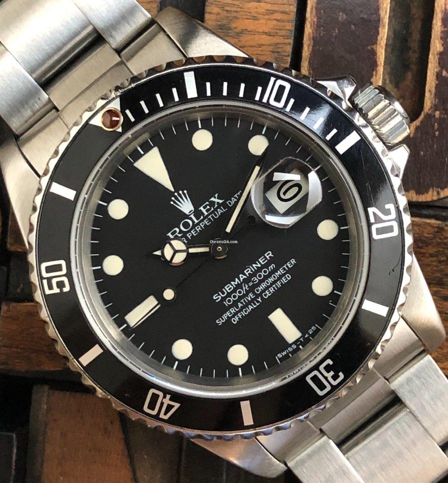 08ea37fa18f Rolex Submariner - Precios de Rolex Submariner en Chrono24