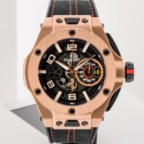 Hublot Big Bang Ferrari Rose gold 45mm Arabic numerals United States of America, Massachusetts, Boston