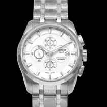 Tissot Couturier 43mm Silver