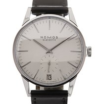 NOMOS Zürich Datum new Automatic Watch with original box and original papers 802