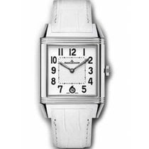 Jaeger-LeCoultre Reverso Squadra Lady Сталь 28.8mm Белый