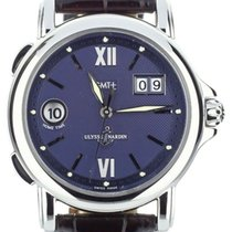 Ulysse Nardin San Marco Big Date Steel 40mm Blue