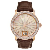 Blancpain Women Rose gold 40mm Mother of pearl United States of America, Florida, Sarasota