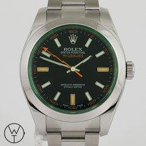 Rolex Milgauss Steel 41mm Black
