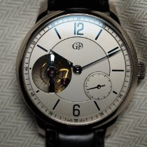 Greubel Forsey Tourbillon 24 Seconds Oro blanco 43.5mm Blanco Romanos