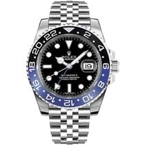 Rolex GMT-Master II Steel 40mm Black No numerals United States of America, Florida, 33487