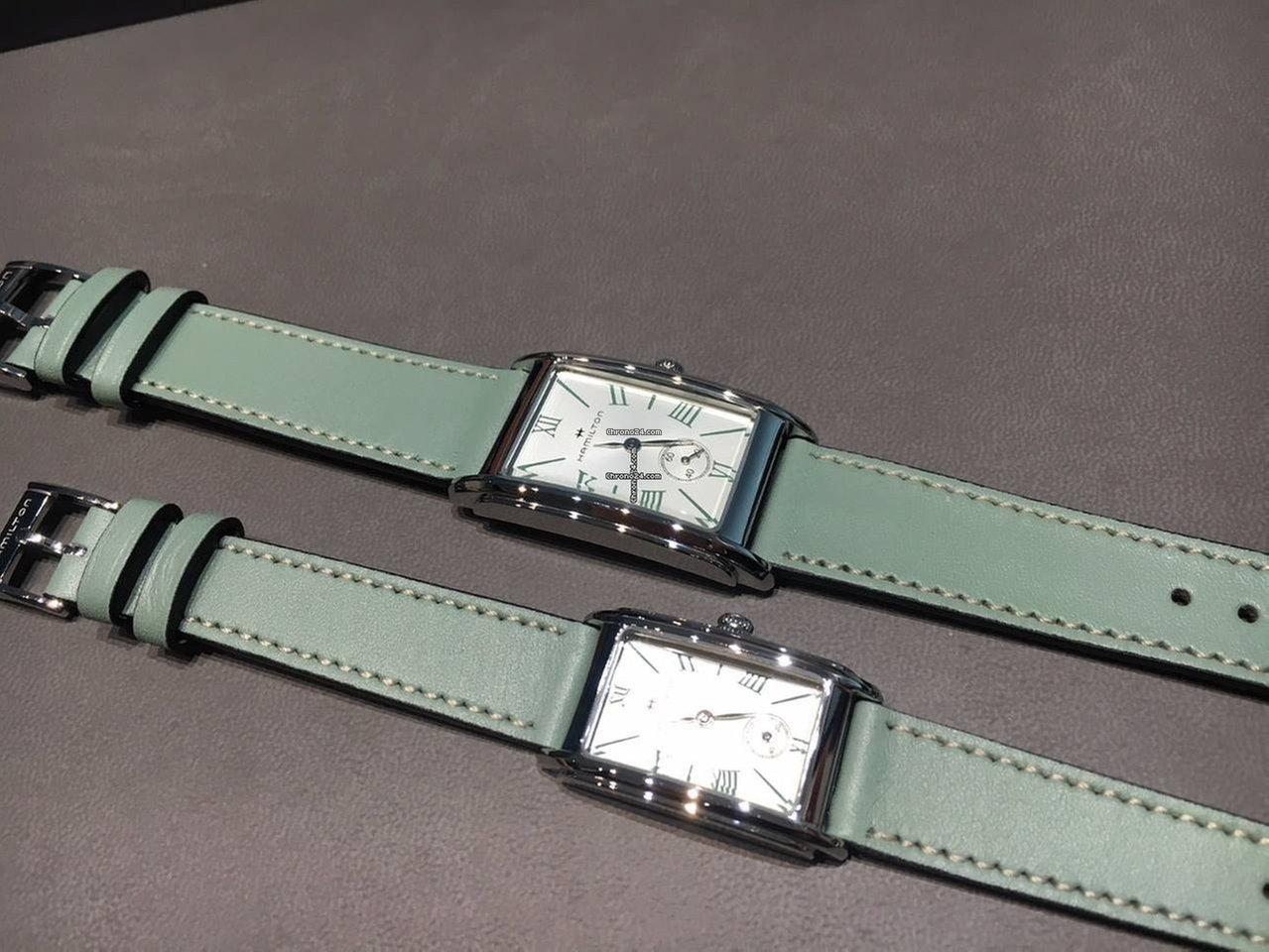 Hamilton Ladies H11421014 American Classic Ardmore Watch