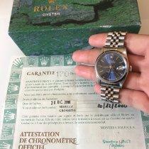 Rolex Datejust DATEJUST 16200 2000 rabljen