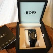 Hugo Boss tweedehands Quartz 48mm Saffierglas 3 ATM
