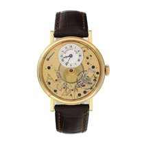 Breguet Tradition Yellow gold 39mm Gold United States of America, New York, New York