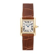 Cartier Tank Française Yellow gold 25mm White Roman numerals United States of America, Pennsylvania, Bala Cynwyd