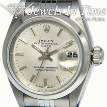 Rolex Oyster Perpetual Lady Date Steel 26mm Silver No numerals United States of America, Florida, 33431