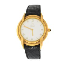 Fendi Gold/Steel 36mm Quartz 810J new