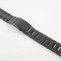 Tissot Зап.части/Детали Мужские часы/часы унисекс новые Сталь Черный PR 100