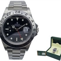 Rolex Explorer II 16570 Good Steel 40mm Automatic