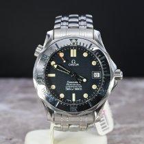 Omega Seamaster Diver 300 M Staal 36mm Blauw Nederland, Den Haag