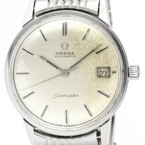 Omega 166.002 Steel Seamaster 34mm pre-owned