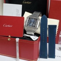 Cartier Santos (submodel) new 2019 Automatic Watch with original box and original papers WSSA0030 WSSA0013