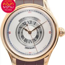 Montblanc Rose gold 47mm Manual winding 103837 pre-owned