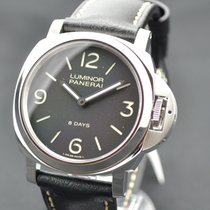 パネライ (Panerai) Luminor Base 8 Days Acciaio PAM00560