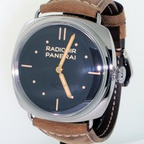 Panerai Radiomir 3 Days 47mm Steel 47mm Black No numerals United States of America, New York, Greenvale