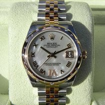 Rolex 178341 Gold/Steel Lady-Datejust 31mm new United States of America, New York, Greenvale