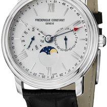 Frederique Constant Classics Business Timer nouveau Acier