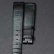 Omega Leather Watchstrap  Length: 19 cm Width: 17 mm