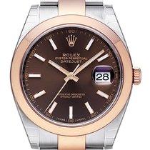 Rolex Datejust neu 2018 Automatik Uhr mit Original-Box und Original-Papieren 126301