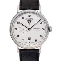 Junkers Eisvogel F13 Swiss Auto Watch 40mm 5atm Sapphire Glass...