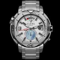 Clerc Automatic 2017 new Hydroscaph GMT