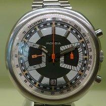 Mondia vintage chronograph valjoux 7734