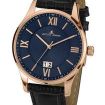 Jacques Lemans Classic London Acero 40mm Azul