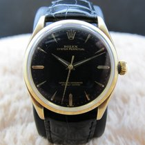 Rolex Oyster Perpetual 34 Ouro amarelo 34mm