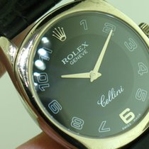 Rolex Cellini Ref. 4233 18K Solid White Gold Watch
