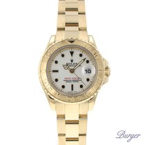 Rolex Yachtmaster Lady 18K Yellow Gold