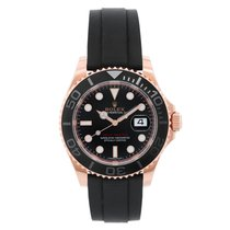 Rolex Yacht-Master 40 Rose gold 40mm Black United States of America, Texas, Dallas