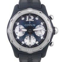 Corum Bubble Midnight chronograph