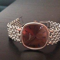 パテック フィリップゴールデンエリプス ・中古・時計 (説明書付き、化粧箱入り)・ホワイトゴールド