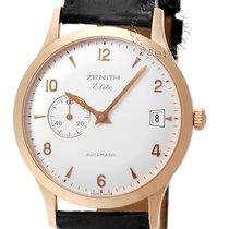 Zenith Elite nouveau Remontage automatique Chronographe Montre avec coffret d'origine et papiers d'origine 17.0125.680