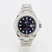 Rolex Yacht-Master 40mm Steel Blue Dial