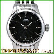 オリスBC4 ・中古・時計 (説明書付き)・30 x 34 mm・スチール