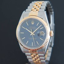 Rolex Oyster Perpetual Datejust Gold/Steel 16233