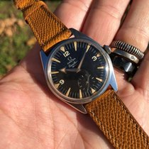Omega 2990-1 Very good Steel 36mm Manual winding
