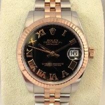 Rolex Guld/Stål 31mm Automatisk 178271 brugt